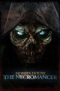 Hobbes House: The Necromancer Logo