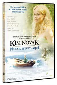 Kim Novak nunca estuvo aquí Logo