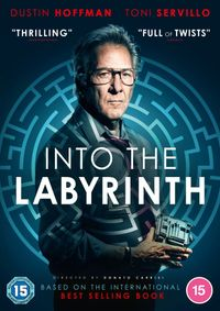 Into The Labyrinth Logo