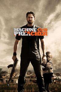 Machine Gun Preacher Logo