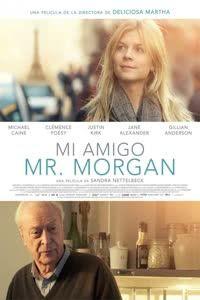 Mi amigo Mr. Morgan Logo