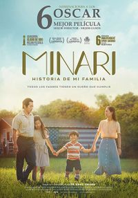 MINARI. HISTORIA DE MI FAMILIA Logo