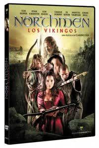 Northmen. Los Vikingos Logo