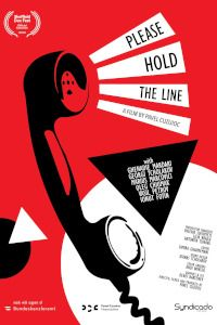 Please Hold the Line Logo