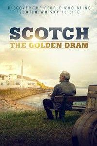 Scotch: The Golden Dram Logo