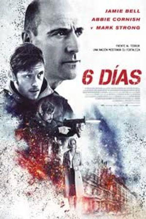 6 días Poster