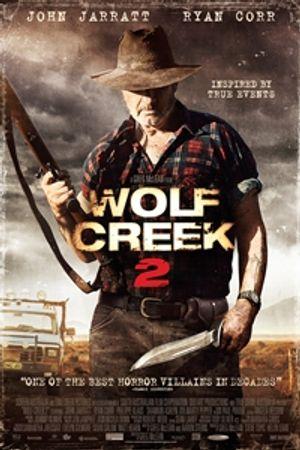 Wolf Creek 2 Poster