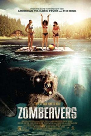 Zombeavers Poster