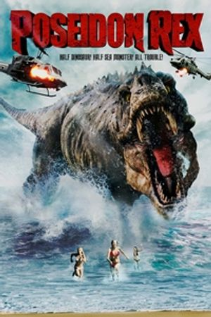 Poseidon Rex Poster