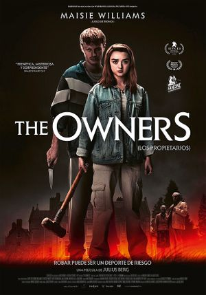 THE OWNERS (LOS PROPIETARIOS) Poster