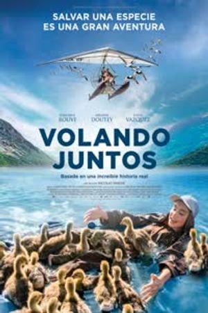 Volando juntos Poster