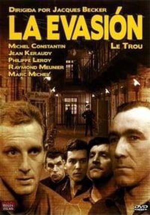 La evasión Poster