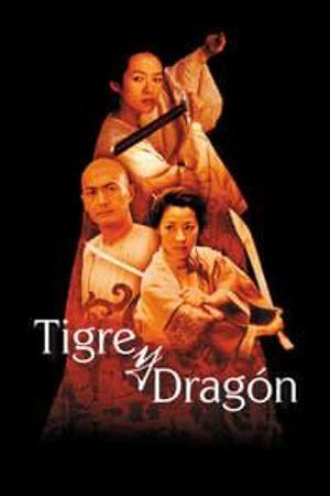 Tigre y dragón Poster