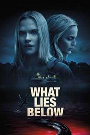 What Lies Below Poster