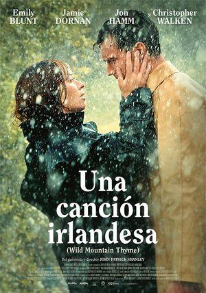 UNA CANCIÓN IRLANDESA Poster