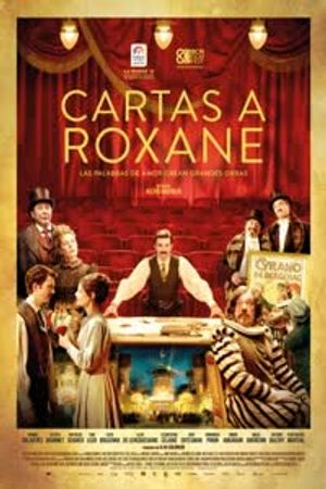 Cartas a Roxane Poster
