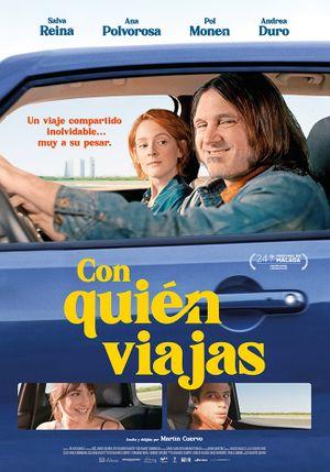 CON QUIÉN VIAJAS Poster