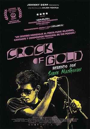 CROCK OF GOLD. BEBIENDO CON SHANE MACGOWAN Poster