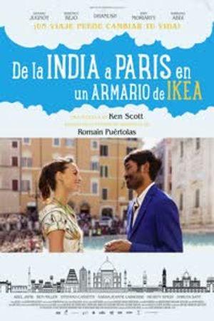 De la India a París en un armario de IKEA Poster