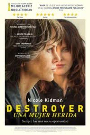 Destroyer. Una mujer herida Poster