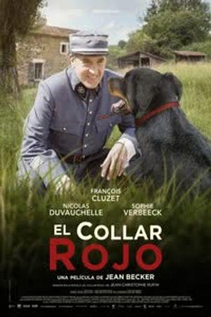 El collar rojo Poster