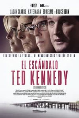 El escándalo Ted Kennedy Poster
