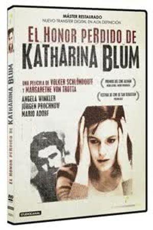 El honor perdido de Katharina Blum Poster