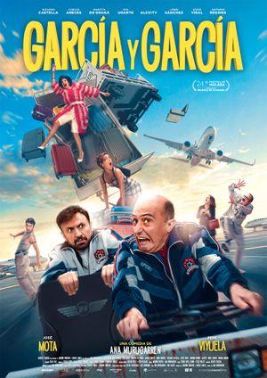 García y García Poster