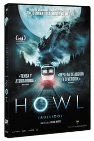 Howl (Aullido) Poster