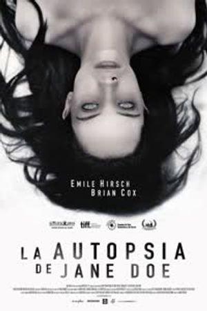 La autopsia de Jane Doe Poster