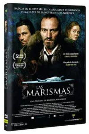 Las marismas Poster