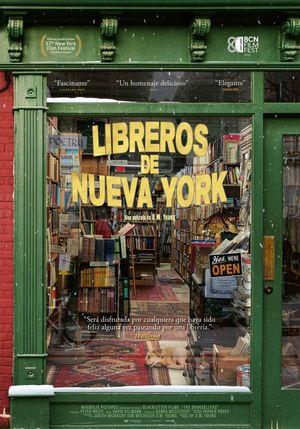 Libreros de Nueva York Poster