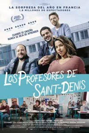 Los profesores de Saint-Denis Poster