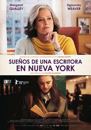 SUEÑOS DE UNA ESCRITORA EN NUEVA YORK Poster