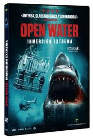 Open Water: inmersión extrema Poster