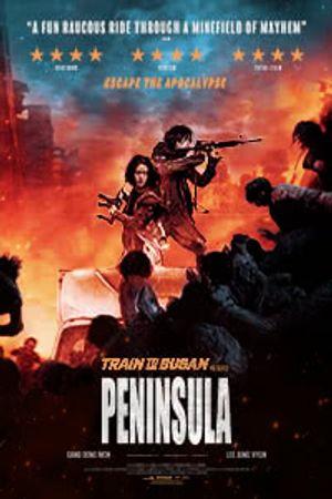 Train to Busan presents: Peninsula Poster