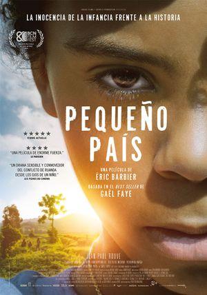 PEQUEÑO PAÍS Poster