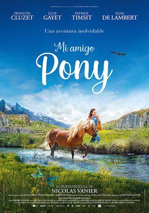 MI AMIGO PONY Poster