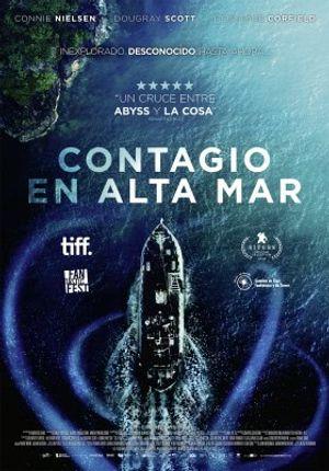 Contagio en alta mar Poster