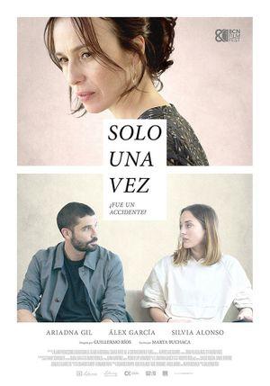 SOLO UNA VEZ Poster