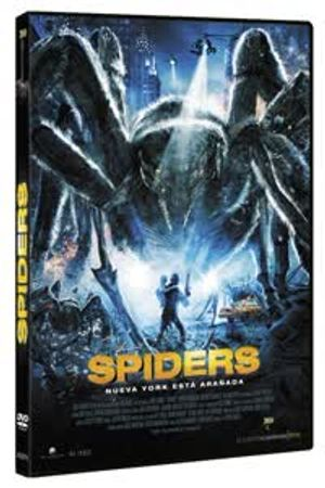 Spiders Poster